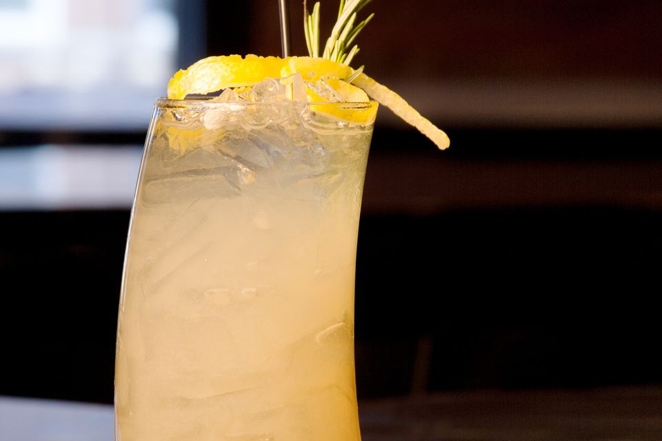Tamarind & Tequila Cocktail