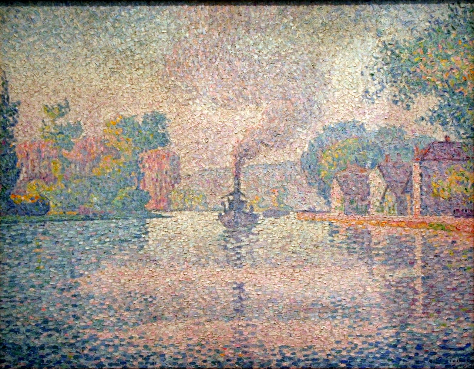 impressionism essay tips about art history neo impressionism and the artists behind the movement