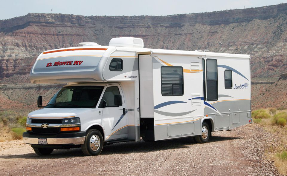 El Monte offers RV rentals to give you a taste of the open road.