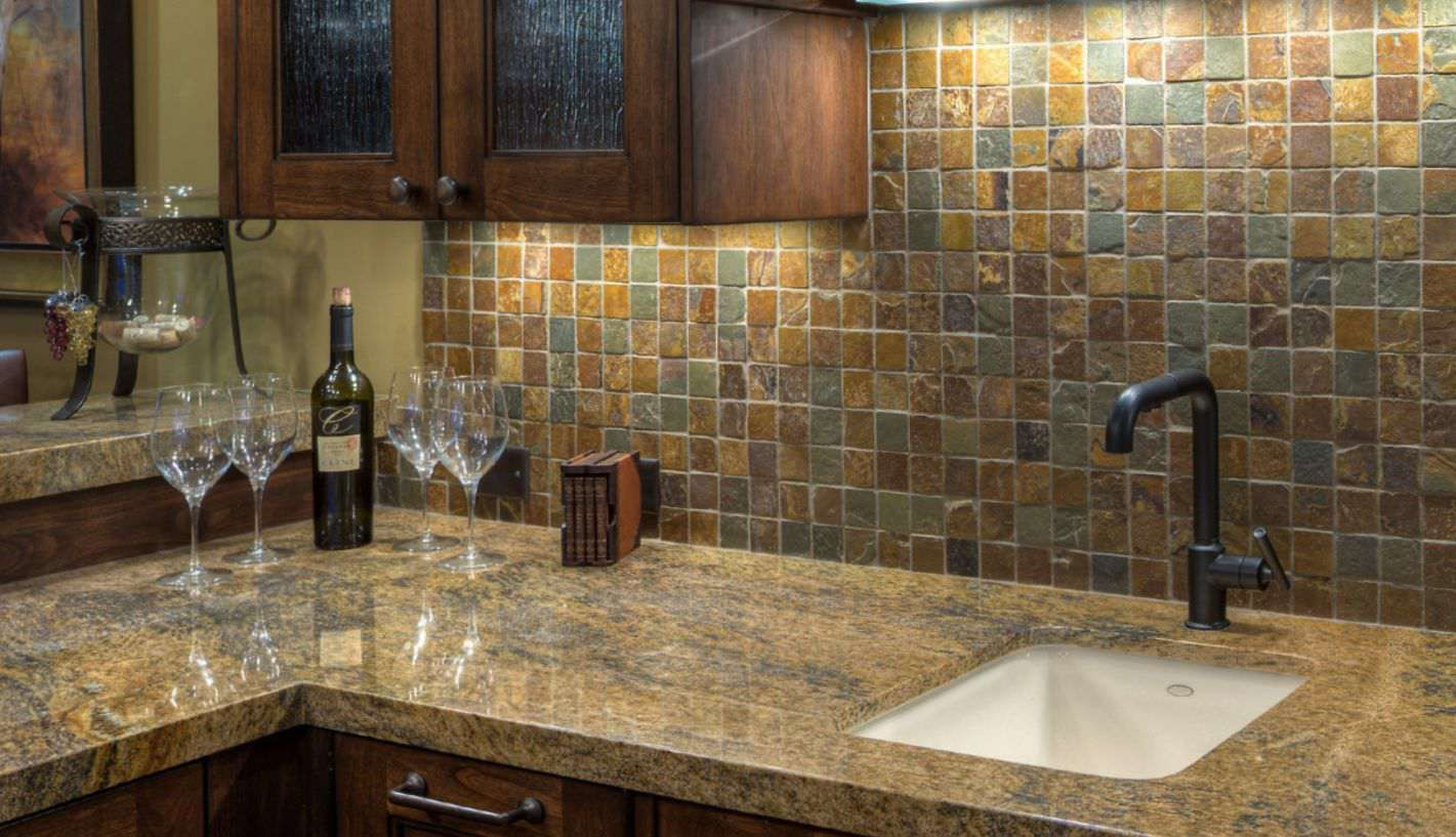 30 amazing design ideas for a kitchen backsplash dailygadgetfo Image collections