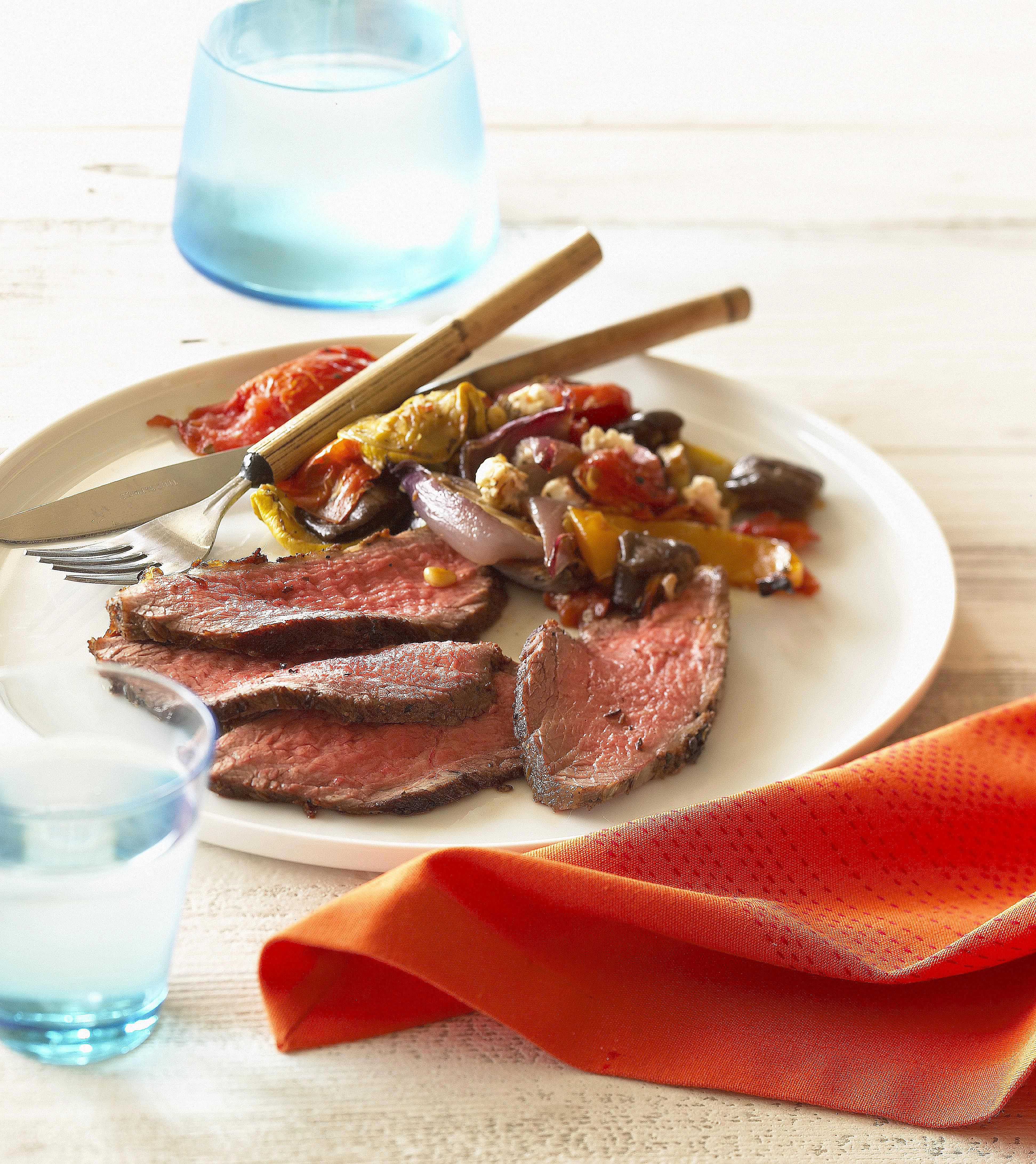 5 Simple Spring Meals On The Grill: Simple Grilled Tri Tip Steak Recipe