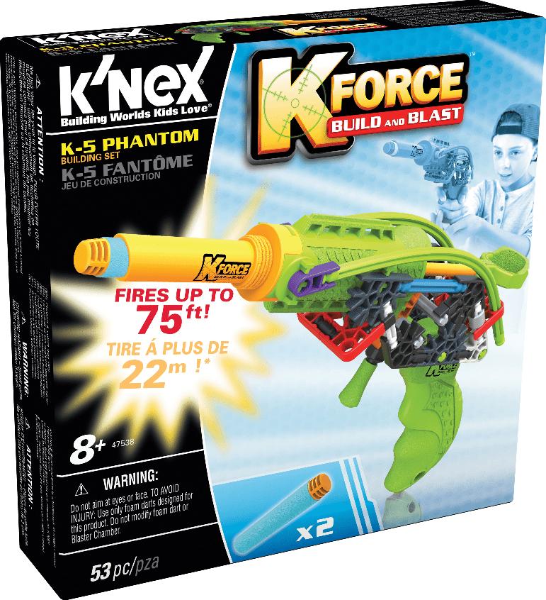 KNEX K-Force K-5 Phantom