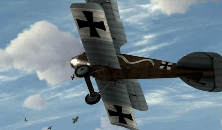 Rise of Flight: Iron Cross Edition on Vimeo by Jim Kallinen