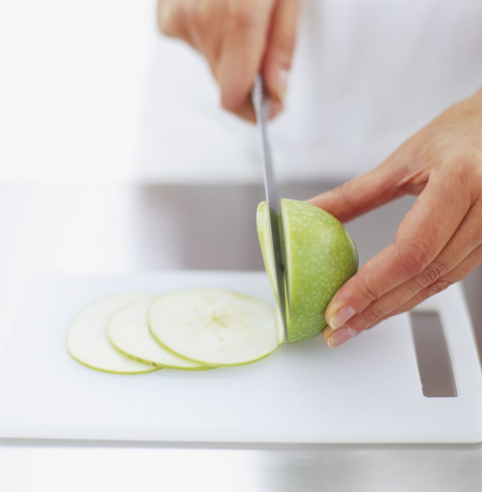 a step by step guide to dehydrating apples
