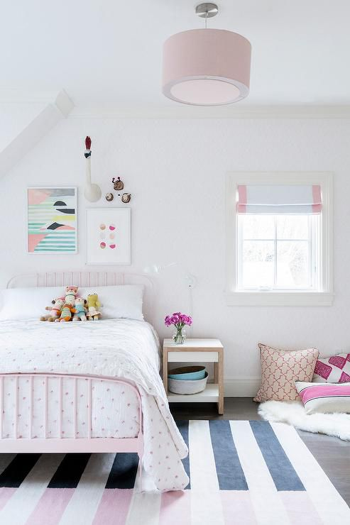 Adorable girl's bedroom