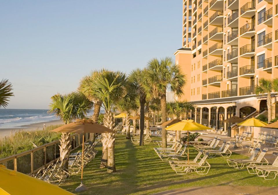 Myrtle Beach Hotel Room With Multiple Rooms
