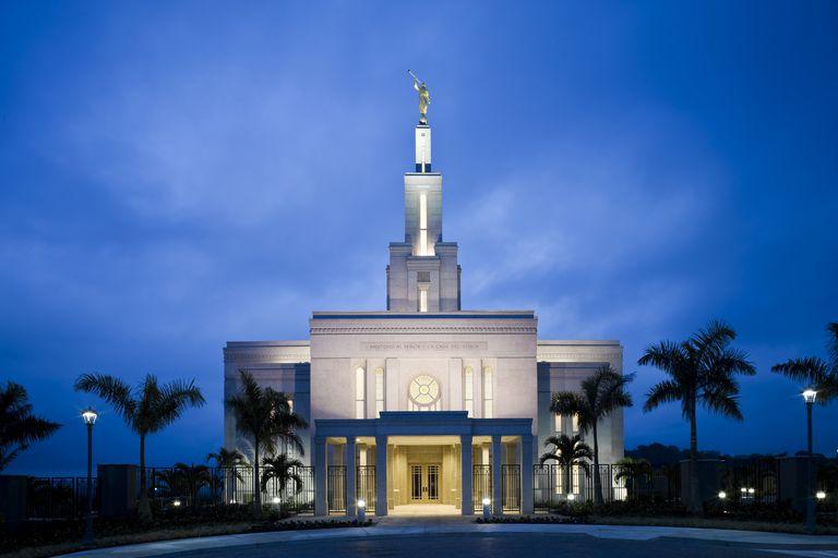 Panama City, Panama LDS Temple