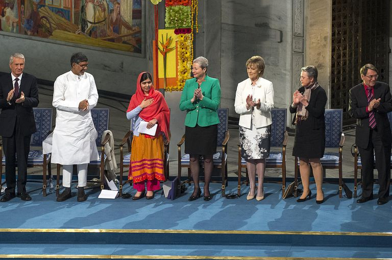 Malala Yousafzai - Getty Images Europe - GettyImages-460249678