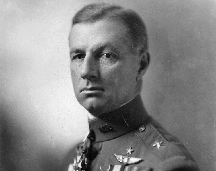 "Brigadier General William ""Billy"" Mitchell, US Army"