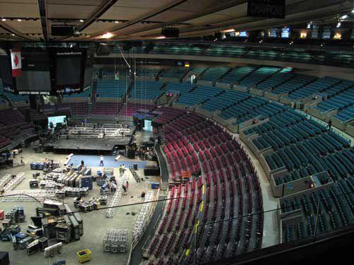 Madison Square Garden Arena