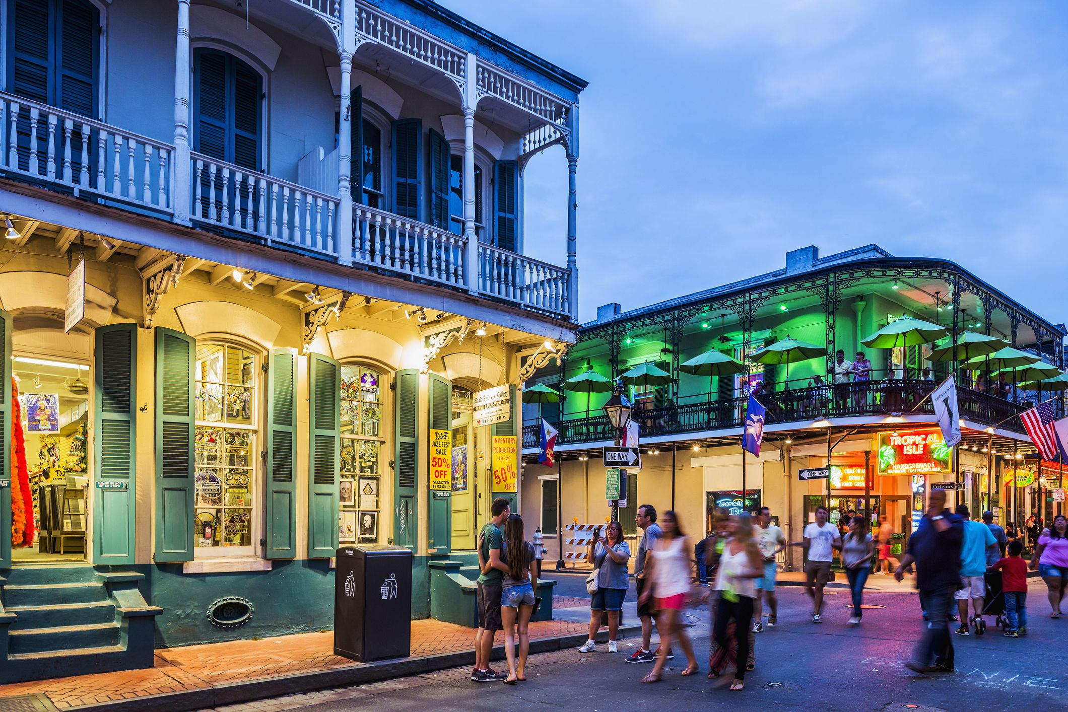 A Vacation Budget For Three Nights In New Orleans During