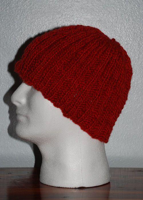 Ribbed Men's Hat