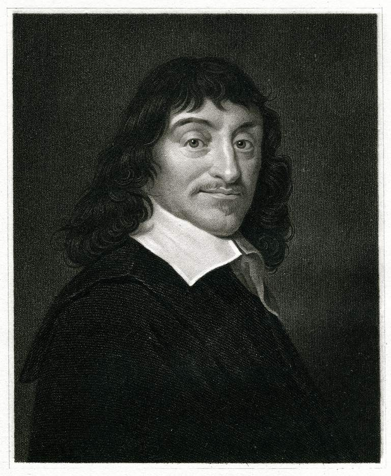 image of Descartes