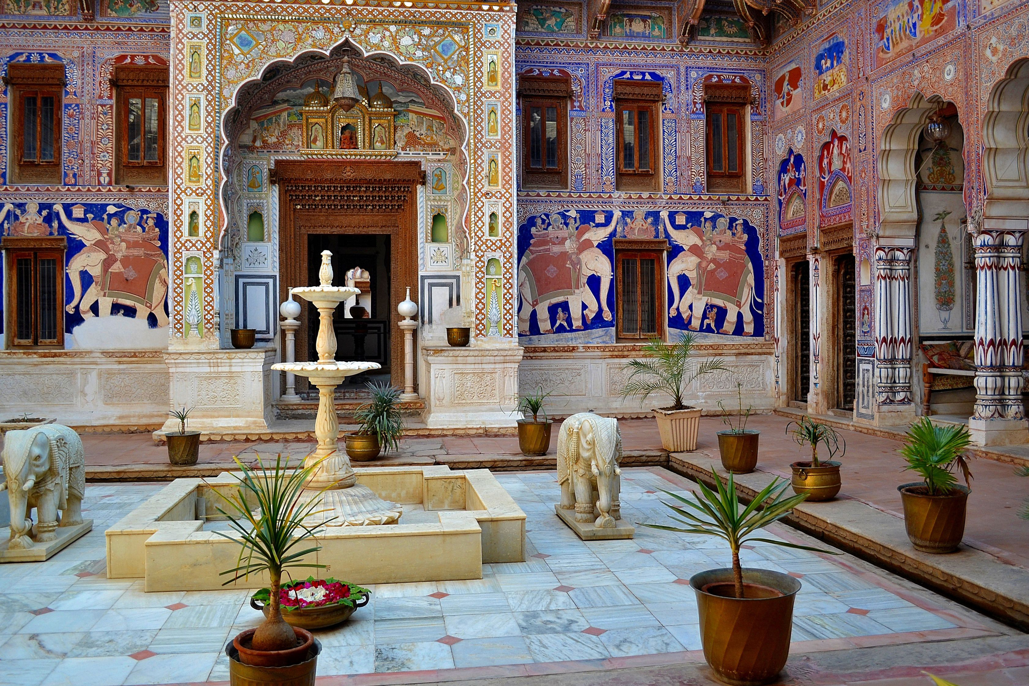 Shekhawati Rajasthan How To Visit The Painted Havelis