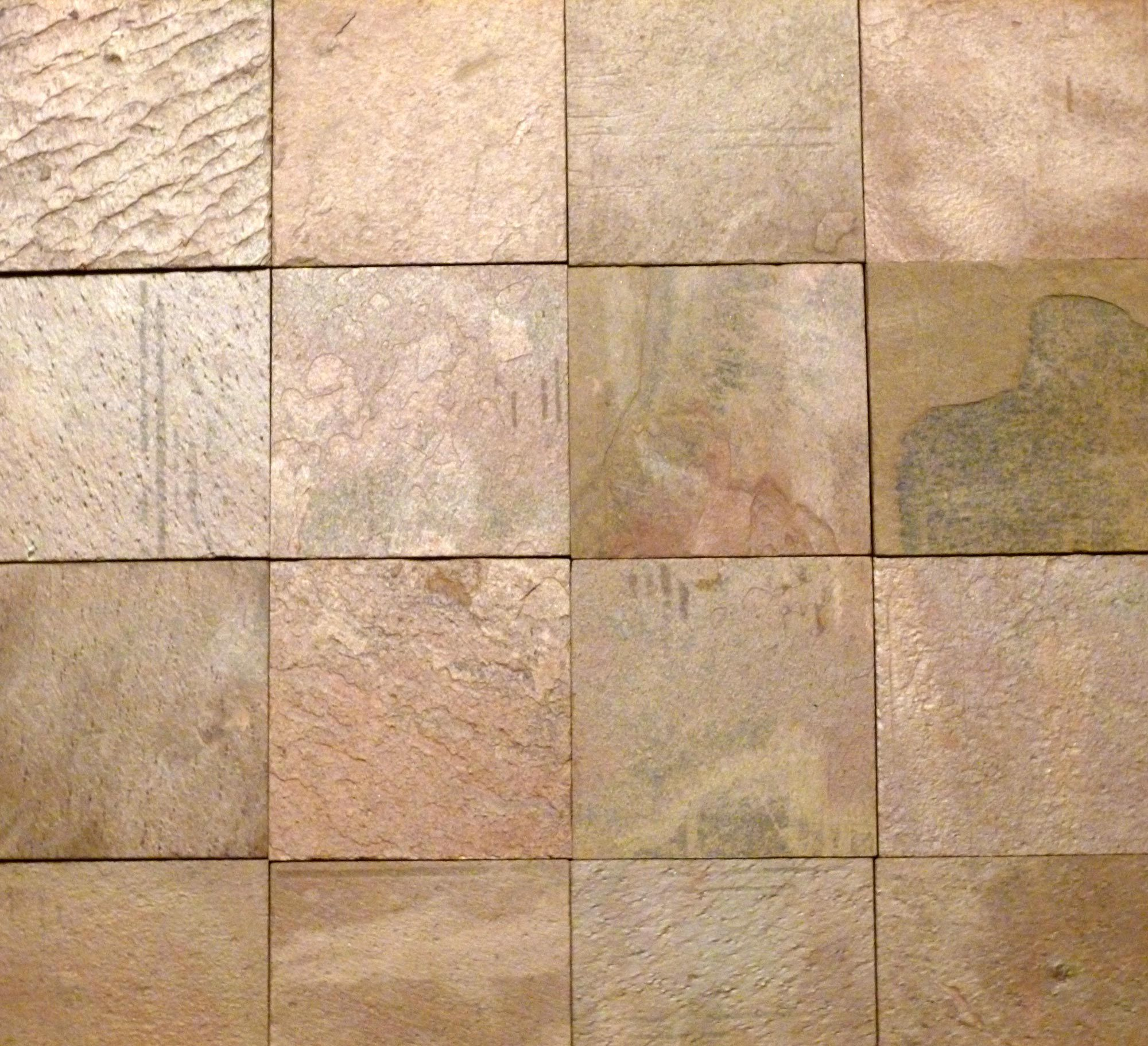 Natural stone and ceramic hard tile compared natural stone versus brick paver flooring dailygadgetfo Gallery