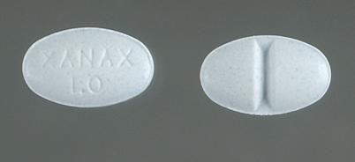 Xanax 1 mg