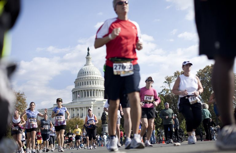 Best fall marathons in the u s for Marine corps marathon shirt 2017