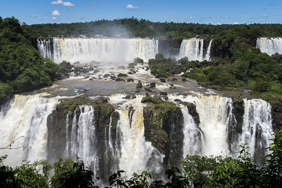 Parque Nacional do Iguaçú / Iguaçu National Park