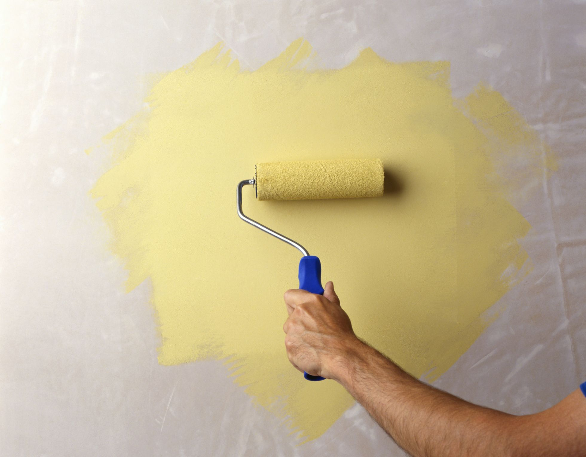 Interior wall covering ideas best paint roller cover for each surface and use dailygadgetfo Image collections