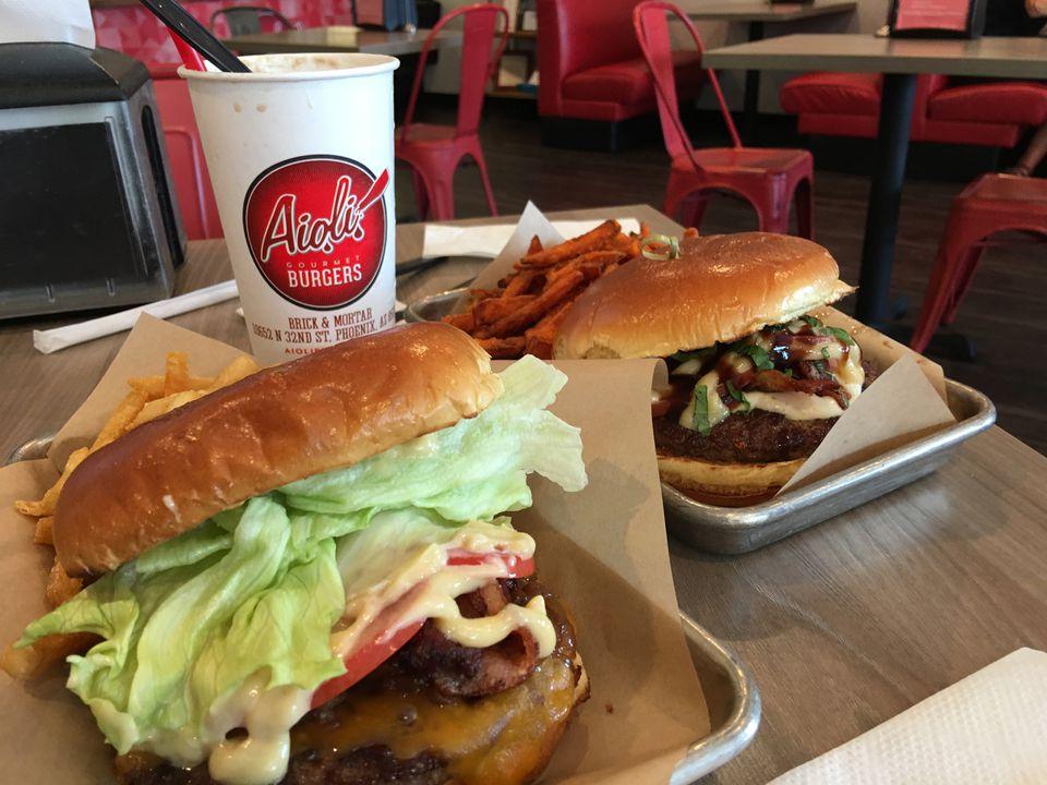 Aioli Burger in Phoenix, AZ