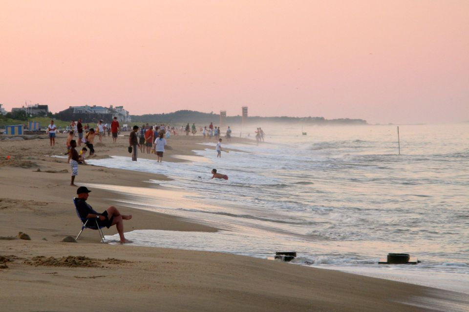 Best 10 beaches near washington dc for Rehoboth beach fishing