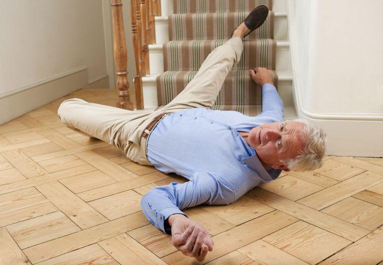 falls and seniors