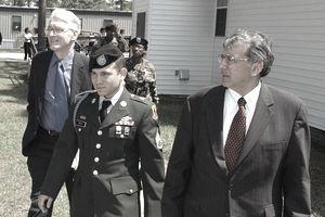 Sgt. Camilo Mejia Found Guilty Of Desertion