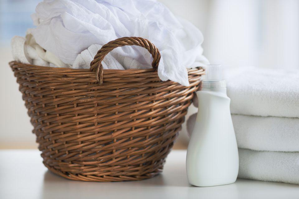 Studio shot of laundry