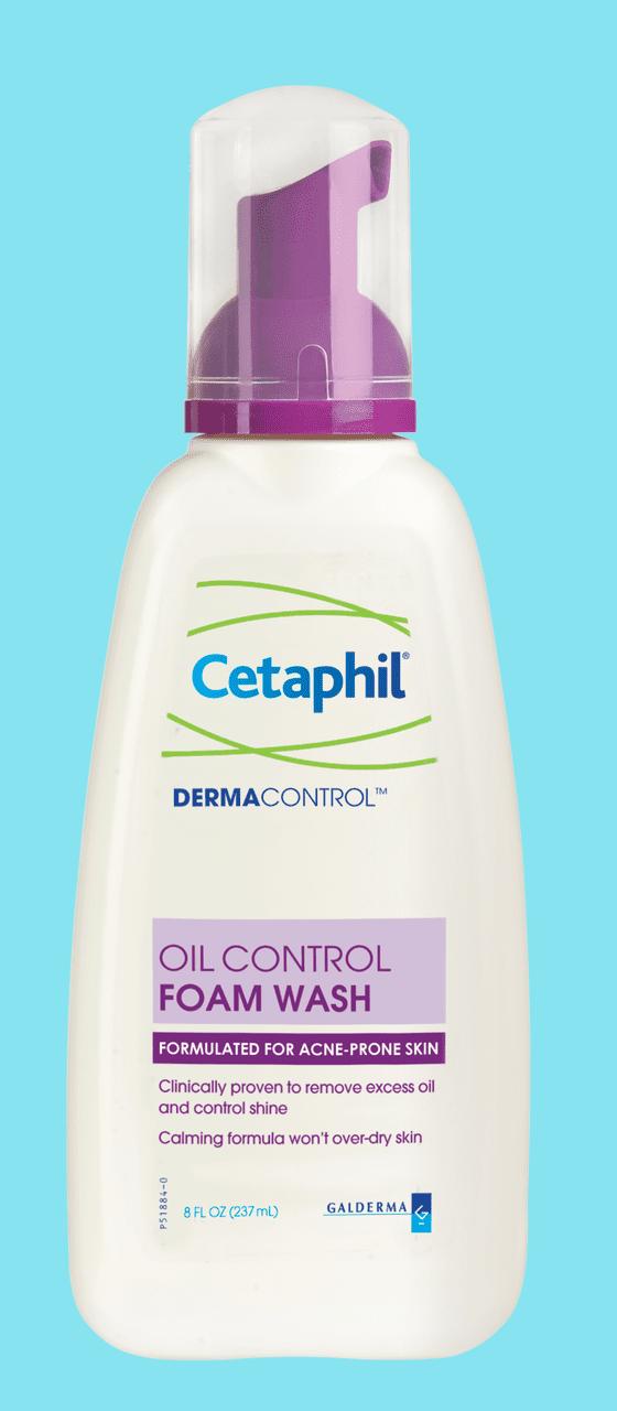 Cetaphil Dermacontrol Foam Wash Review