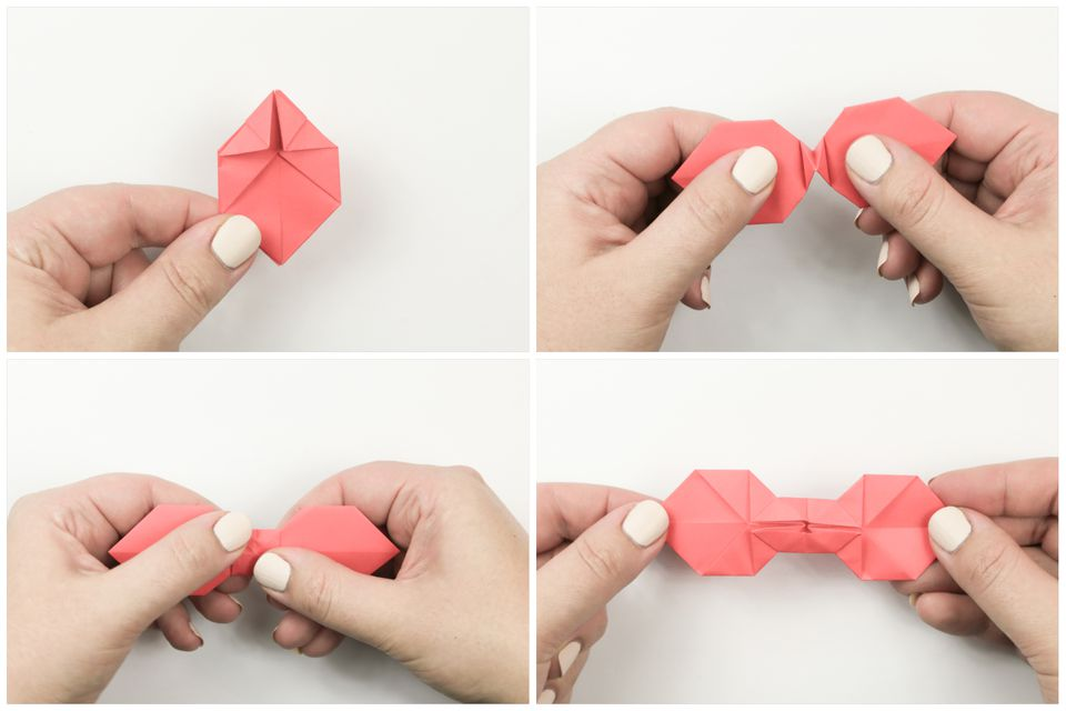Easy origami bow tie tutorial easy origami bow tie tutorial 5 pronofoot35fo Choice Image