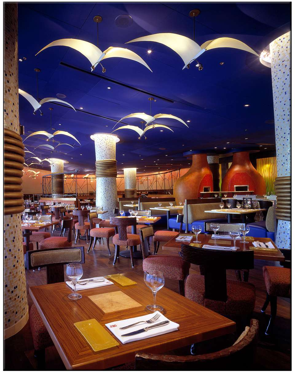 Jiko Restaurant at Disney's Animal Kingdom Lodge