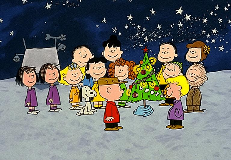Película de navidad Charlie Brown