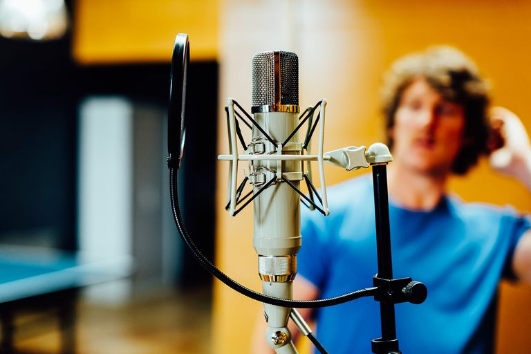 Using the right mic is important to your result.
