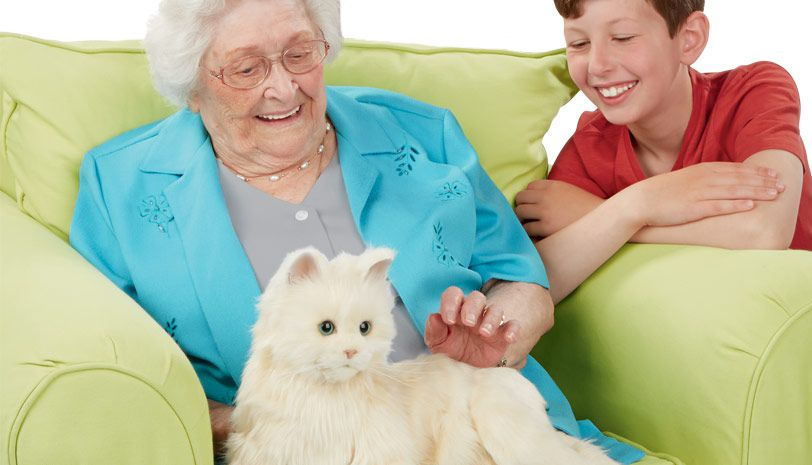 Joy for All Interactive Pet Cats