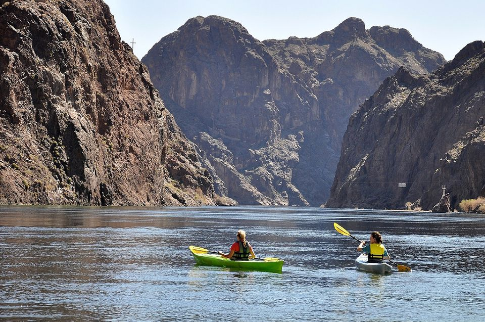 Day trips from las vegas for Lake mead fishing guides