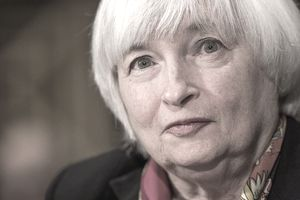 janet yellen controls unemployment