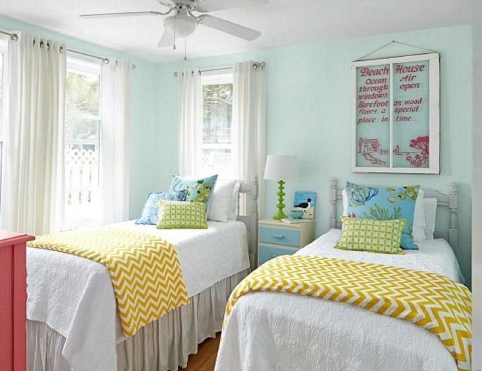 beach house bedroom furniture. Shared Children s Beach Bedroom  bedroom Living Spaces 50 Gorgeous Decor Ideas