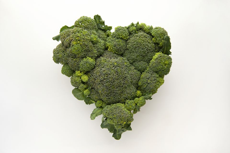 Broccoli Heart