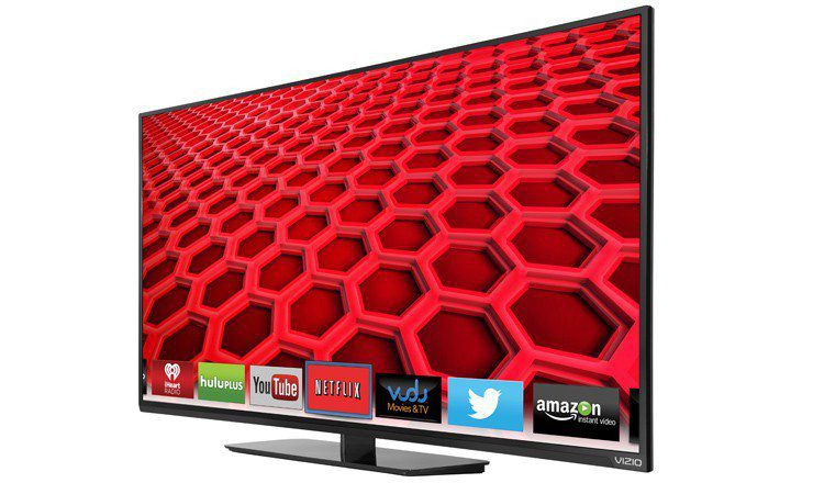 "VIZIO E-Series 42"" Class Full-Array LED Smart TV"