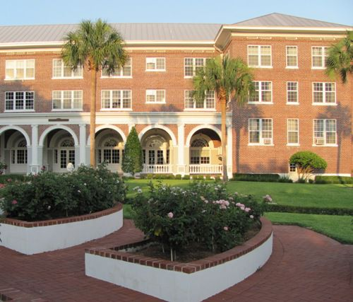 Joseph Reynolds Hall at Florida Southern College