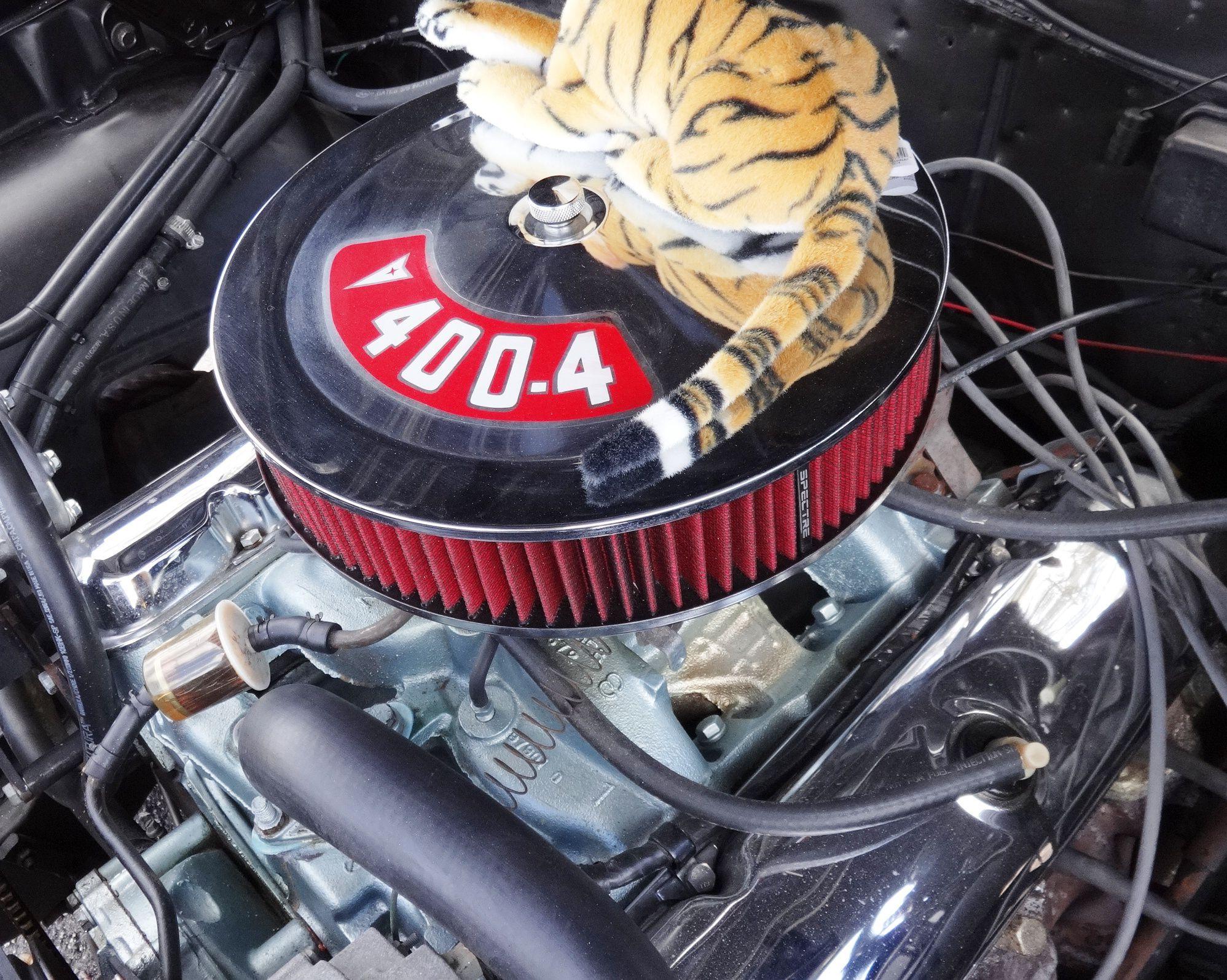 The Legendary Pontiac Ram Air 400 Cubic Inch Engines
