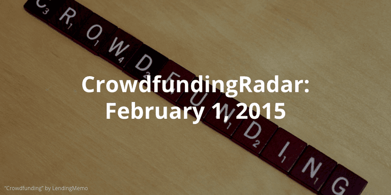 CrowdfundingRadar Feb 1 2015