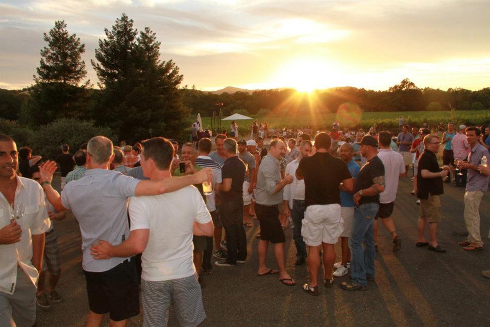 Sonoma Gay Wine Weekend