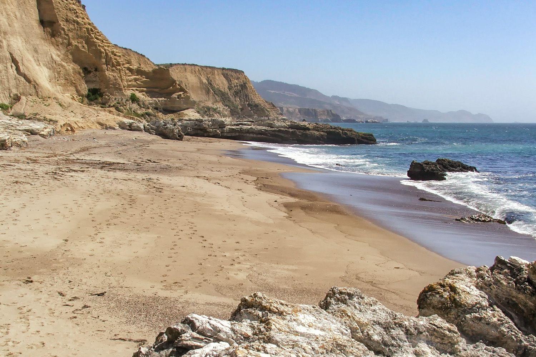 Kiparstvo Nude Beach, Marin County-8658