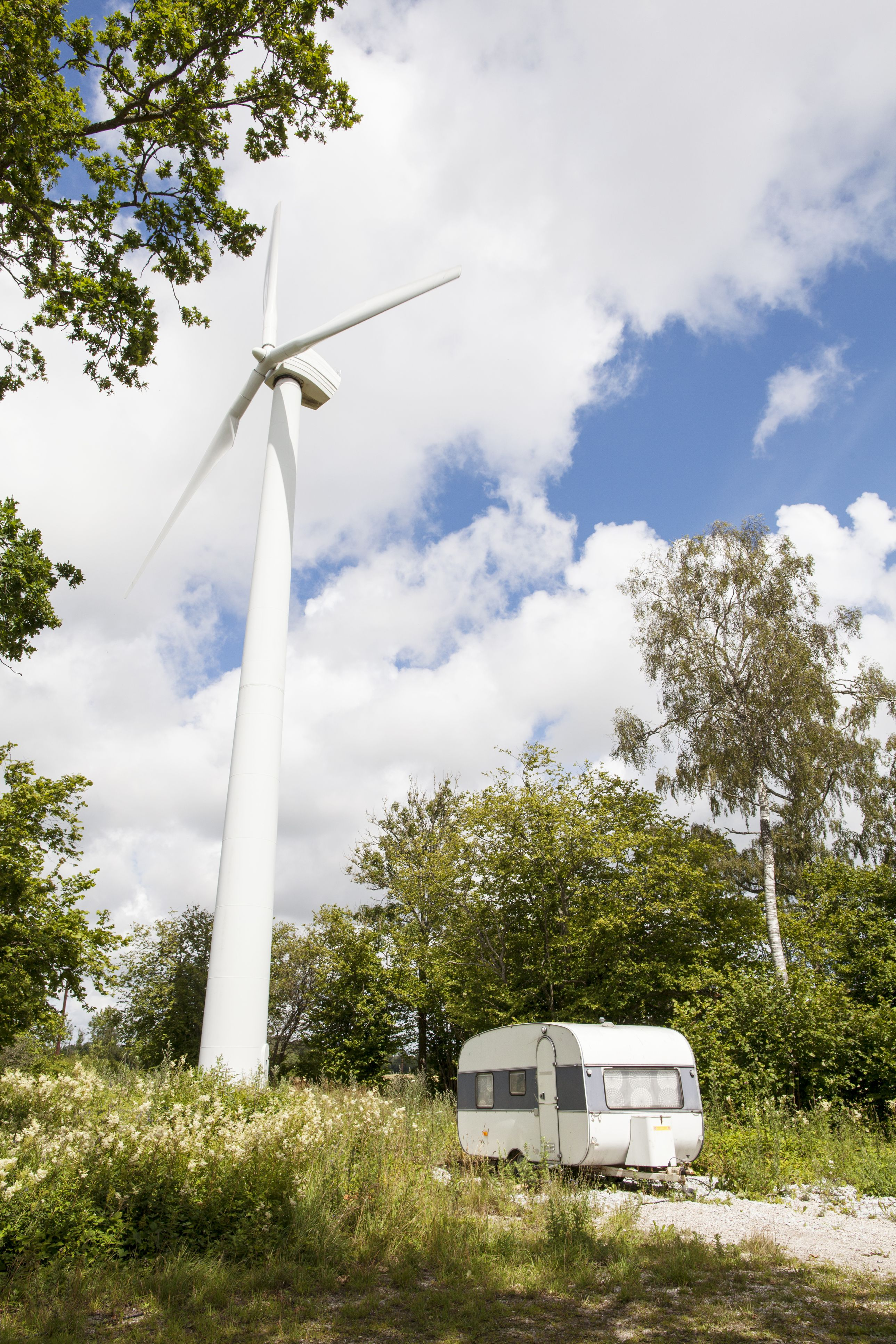 RVers Go Green With Wind Power
