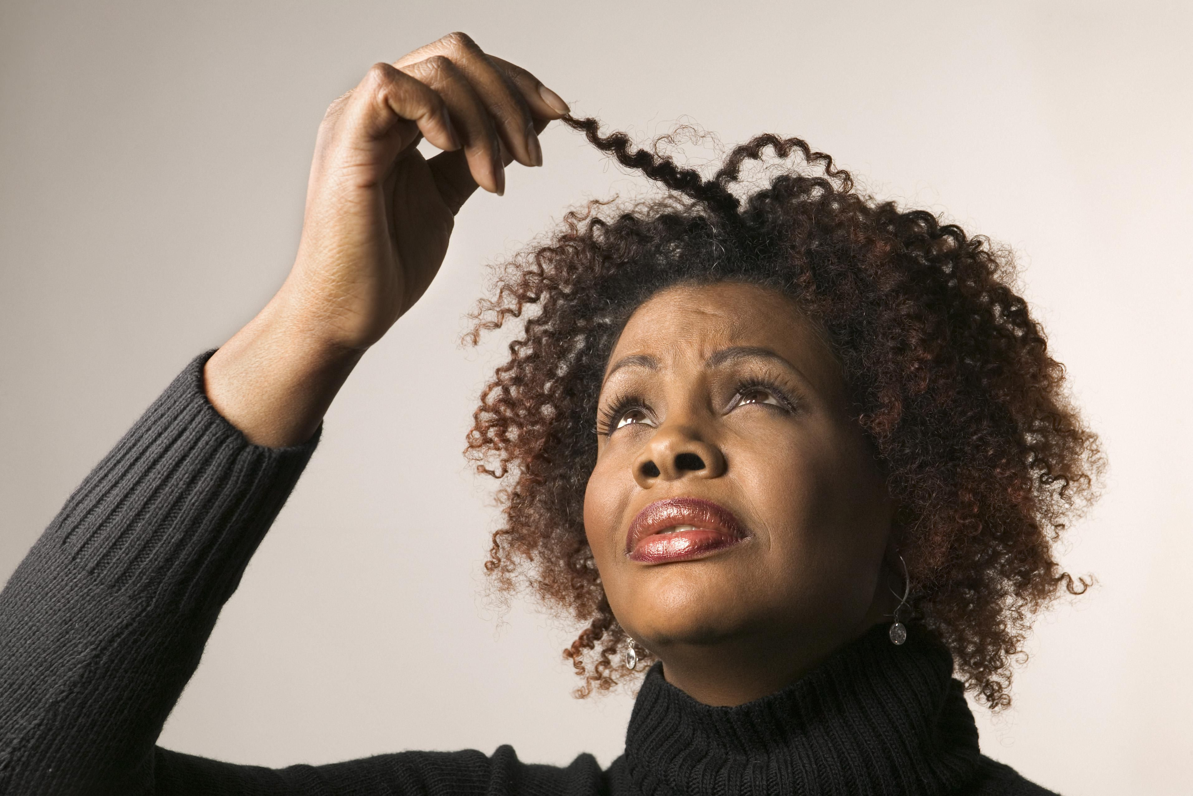 How to Fix Split Ends on Black Hair