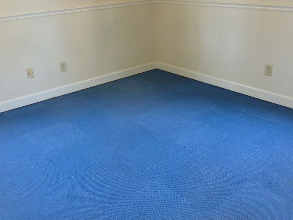 How to Install Carpet Tile