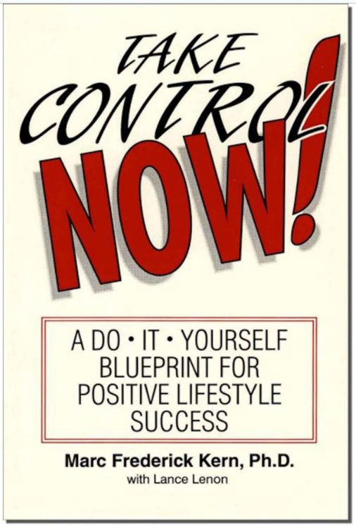 Take Control Now! Book Cover