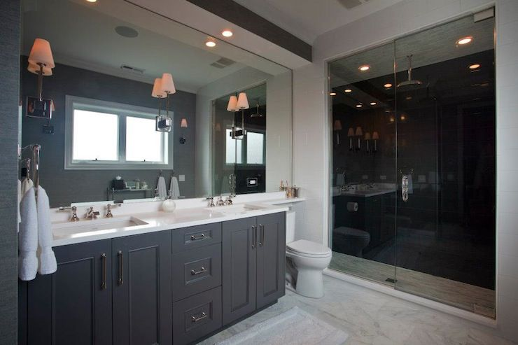 Gray Bathroom Delectable 25 Beautiful Gray Bathrooms Inspiration