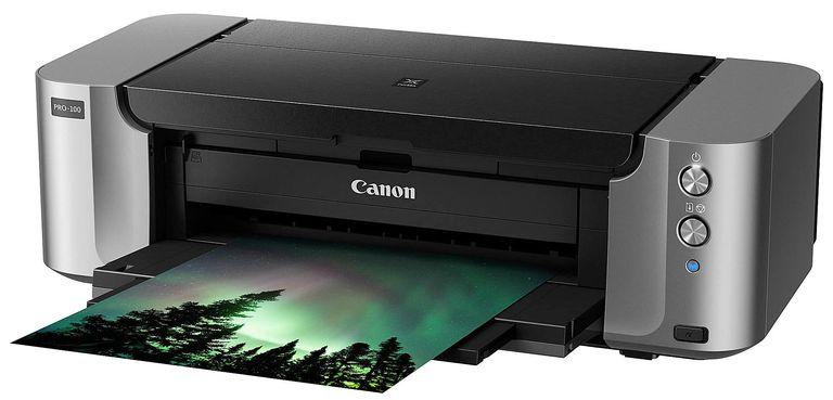 Canon Pixma Pro-100 review